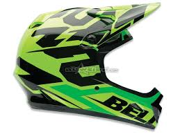 bell motocross helmet blowsion bell transfer 9 freeride helmet green 54