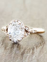 engagements rings vintage images Engagement rings with glamorous charm modwedding jpg