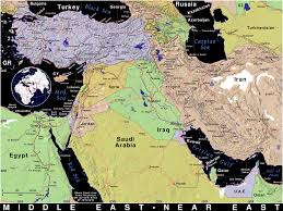 Maps Of Middle East by Middle East Public Domain Maps By Pat The Free Open Source