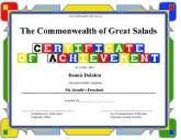 preschool certificates certificates for kids free printable certificates