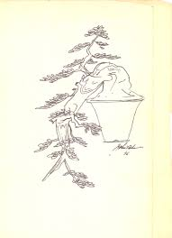 image gallery of japanese tree drawing