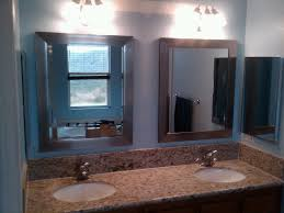 single light vanity fixtures welcoming led lights above frameless