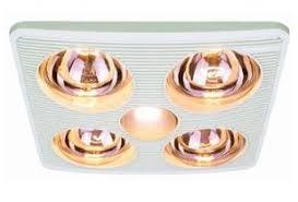 Heater Light Bathroom Bathroom Fan Heater