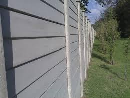 2 louver grey precast walling products swavelpoort pretoria