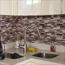 Easy Backsplash Tile by Kitchen Self Adhesive Backsplash Tiles Adhesive Tiles Vinyl