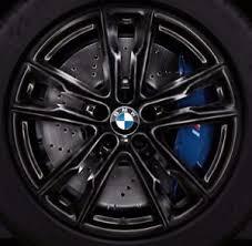 20 m light alloy double spoke wheels style 469m bmw oem f85 x5 m f86 x6 m style 611 black m double spoke 20 wheel