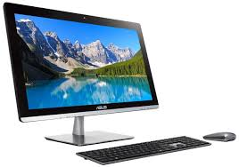 ordinateur de bureau tactile tout en un asus et2321inkh b010q all in one non tactile 23 pouces intel