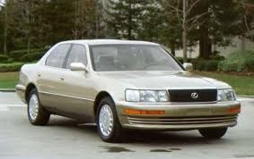 lexus ls features 1990 lexus ls 400 information and photos zombiedrive