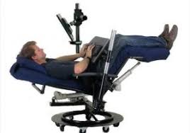 Recliner Computer Chair Reclining Computer Chair â Zero Gravity Workstation 5 â Willow Tree