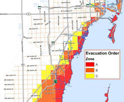 University Of Miami Map Hurricane Irma Miami Dade Expands Irma Evacuation Orders Miami