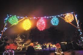 bright lights boise city winter garden a glow returns to idaho