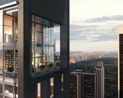 luxury penthouses new york view from the million penthouse at the
