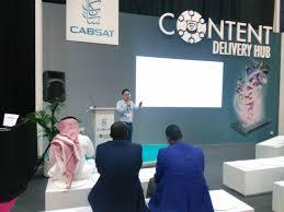 exhibition presentation of a new sdmc tech comes back from cabsat dubai exhibition exhibition news