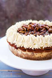 pecan pie cheesecake gluten free giraffes can bake