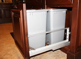 the rev a shelf trash can add function and class you your kitchen
