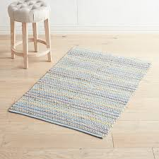 bathroom accent rugs chindi jute blue 3x5 rug pier 1 index pinterest accent rugs
