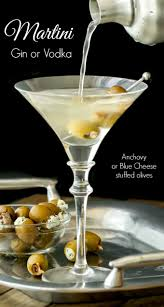martini and rossi classic martini gin or vodka