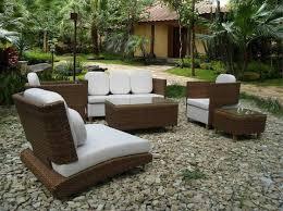 Patio Furniture Rattan Rattan Garden Furniture U2013 Delightful Outdoor Furniture For Garden