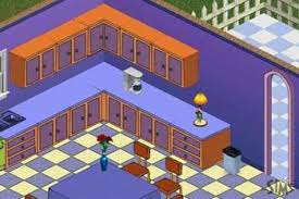 Simpsons Carrot Curtains Objects For The Sims