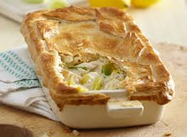 puff sheets chicken leek lemon puff pie pastry recipes jus rol