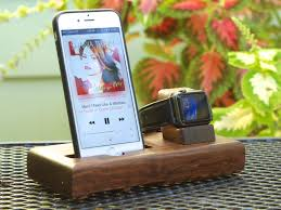 Eichler Models The Eichler Tandem In Walnut U2013 Fits All Iphone Models And Watches