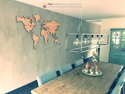 Wooden World Map Wall Art by Popularity Of World Maps As Wall Art Home And Office Design