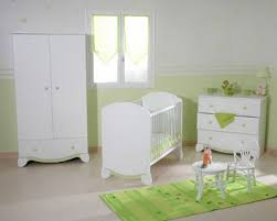 chambre verte et blanche chambre blanche et verte de leparadisdesbebe