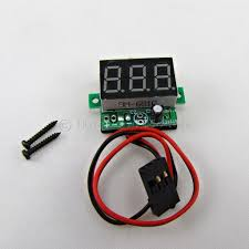 lexus rx for sale northern ireland led rx voltage indicator for lipoly and life battery ebay