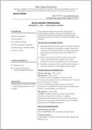 resume template basic samples templates microsoft word free with