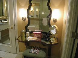 Lighting For Vanity Makeup Table Dressing Table With Lights And Mirror Home Vanity Decoration
