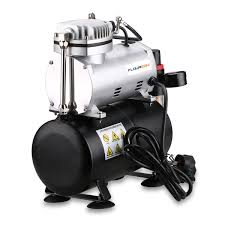 1 6 hp auto airbrush tank compressor kit spray air brush tattoo