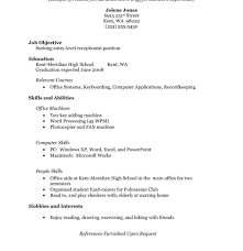resume template for college student resumeles customer service sles impressive management of
