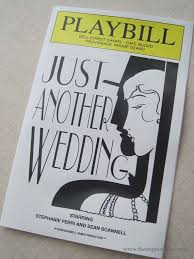 playbill wedding program 30 best wedding playbills images on wedding programs