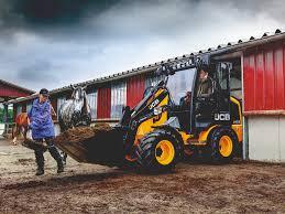 new jcb 403 agri mini wheeled loader farm machinery