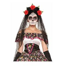 day of the dead costumes day of the dead sugar skull