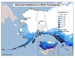 Bethel Alaska Map by Ask A Climatologist Dreaming Of A White Thanksgiving Dream On