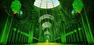 backdrop city emerald city great scenic stage backdrop rental theatreworld