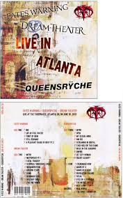 dream theater home dream theater queensrÿche and fates warning live in atlanta 2003