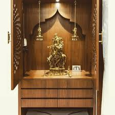 Christian Pooja Room Designs