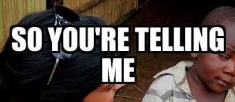 Third World Child Meme - skeptical third world child memes meme explorer