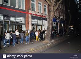 shop halloween costumes customers queue for halloween costumes at london u0027s most popular