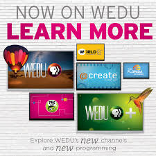 ways to watch wedu pbs