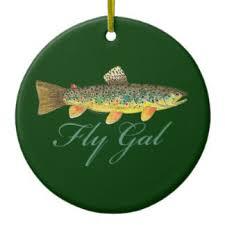 fly fishing ornaments keepsake ornaments zazzle