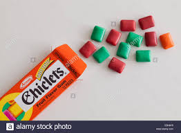 where to buy chiclets gum a box of assorted fruit flavour chiclets gum stock photo 72294973