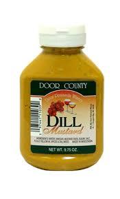 dill mustard dill mustard door peninsula winery
