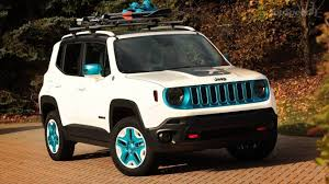 Interior Jeep Renegade 2018 Jeep Renegade Interior Exterior And Review My Car 2018