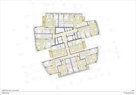 residential tower floor plans