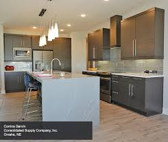 contemporary kitchen cabinets contemporary maple kitchen in thunder finish kitchen craft