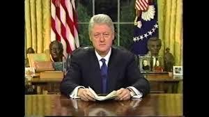 jan 18 2001 president clinton farewell address youtube