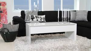 glossy white coffee table living room glossy white coffee table round oak coffee table round